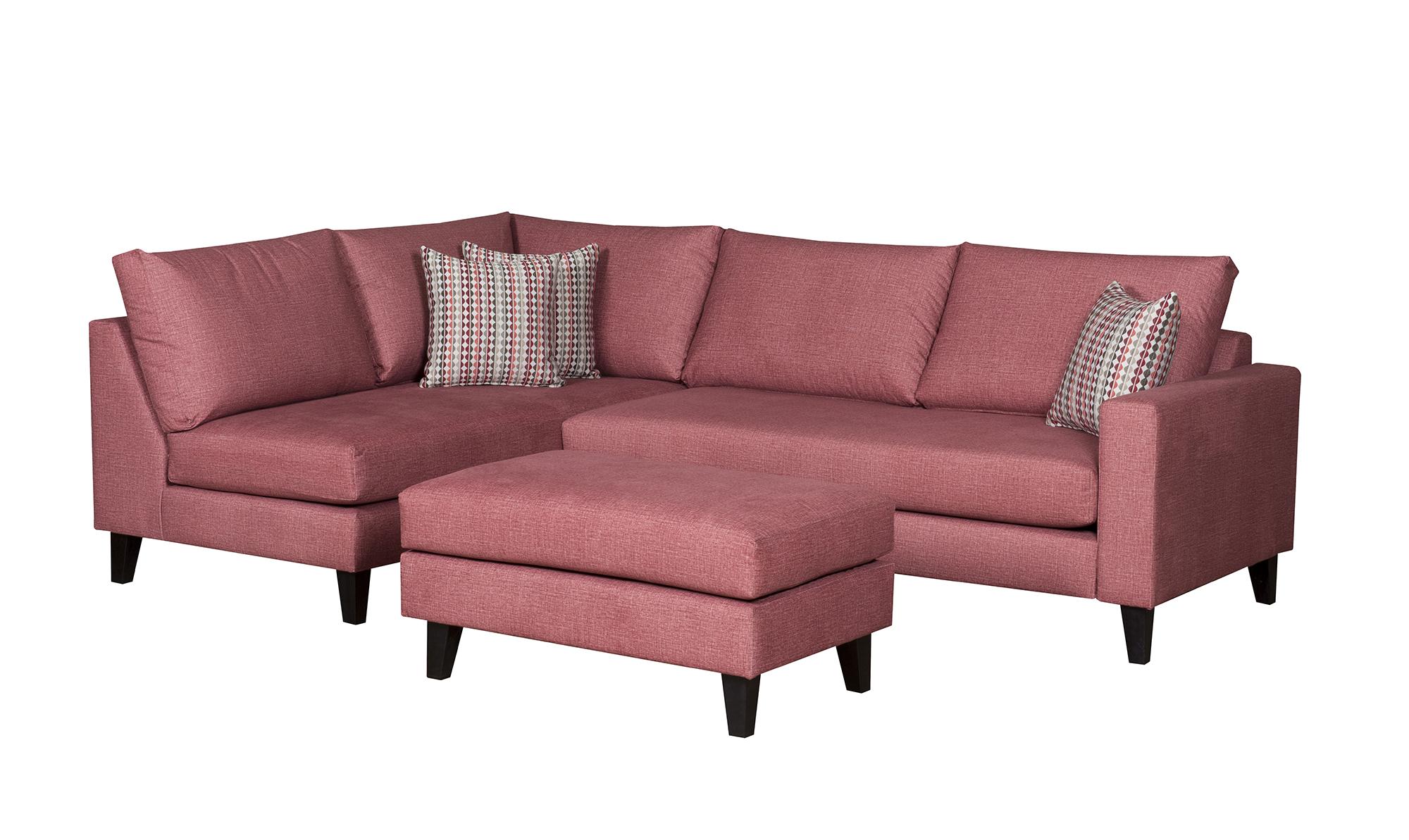 furniture lounge red 2