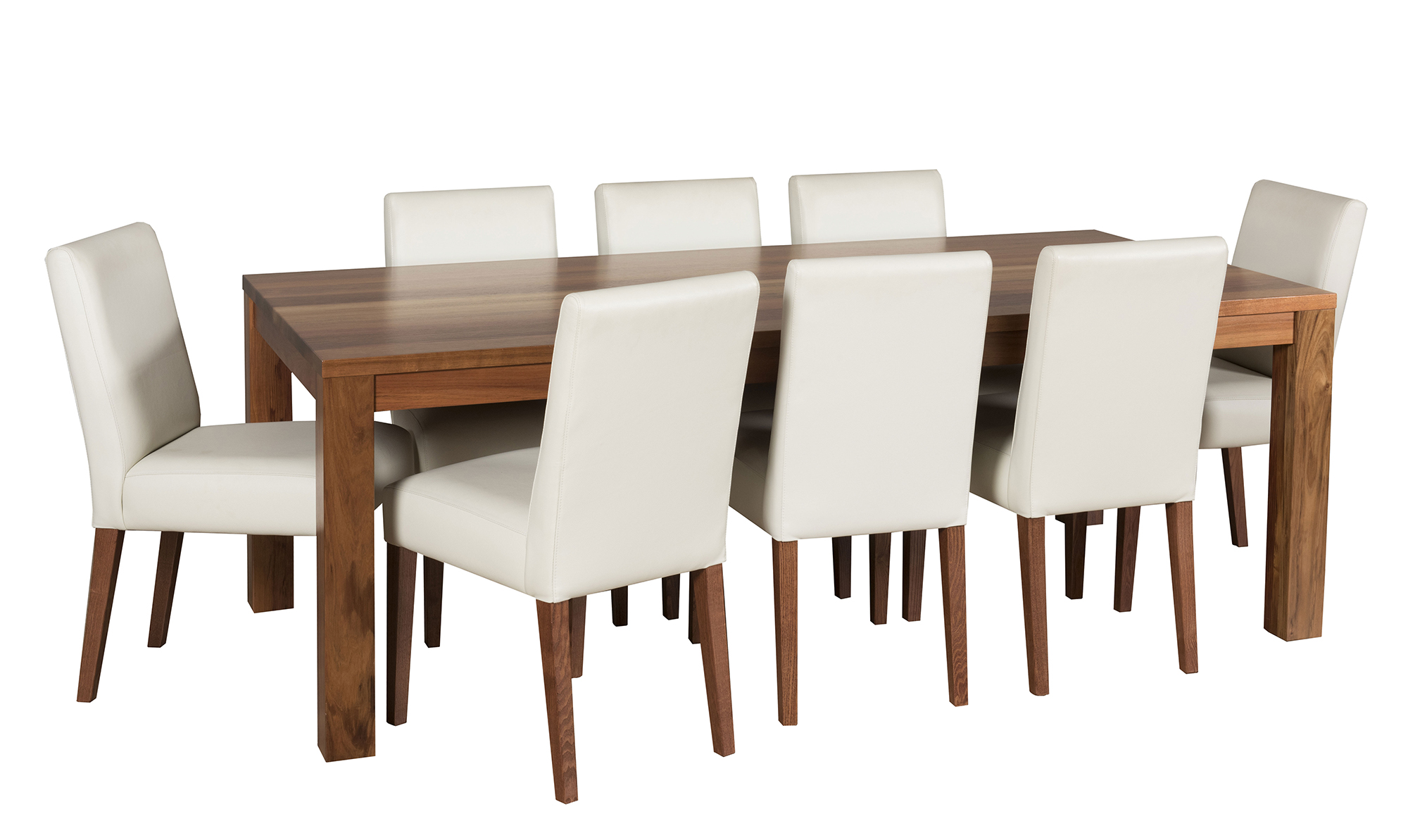 dining room table white