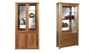 furniture glass cabinet products photography