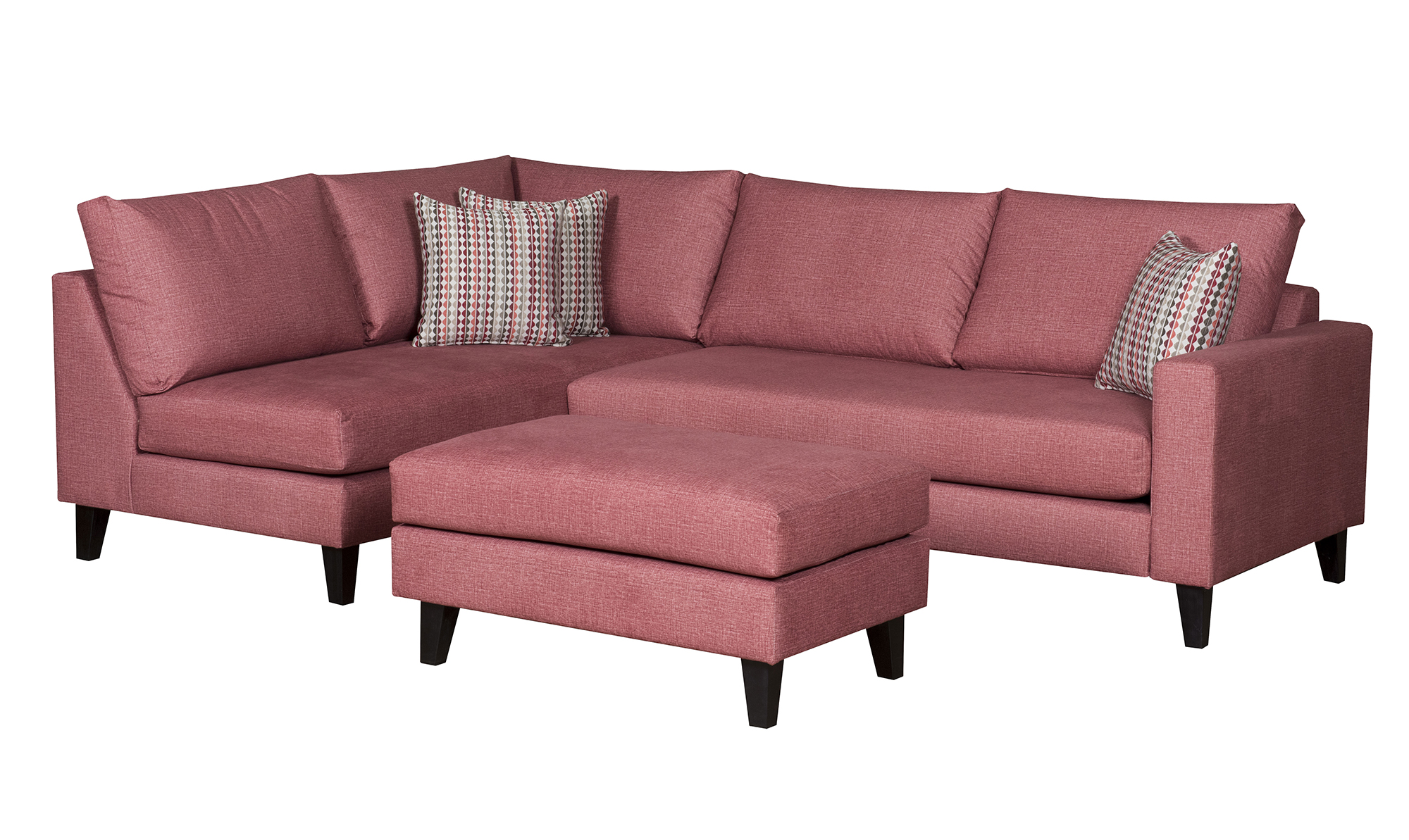 furniture lounge red