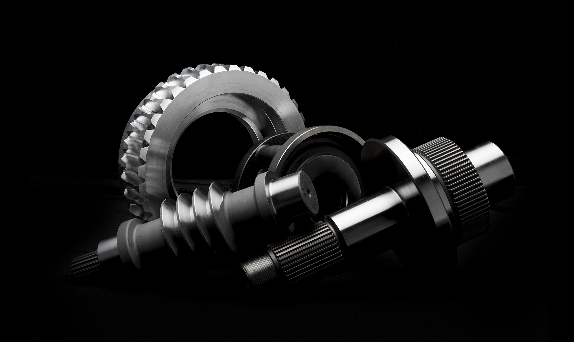 chrome earth moving gears products