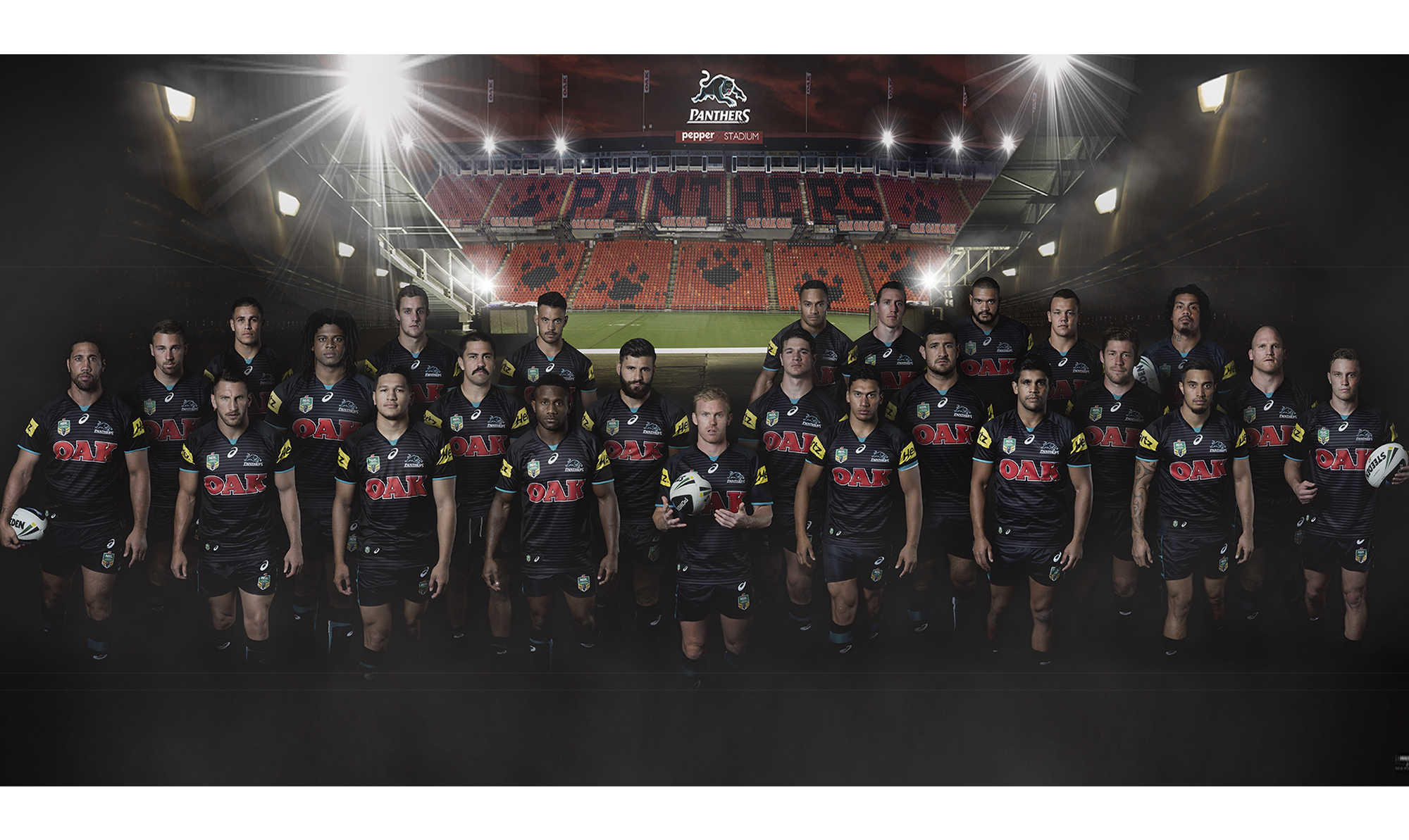 PANTHERS TEAM